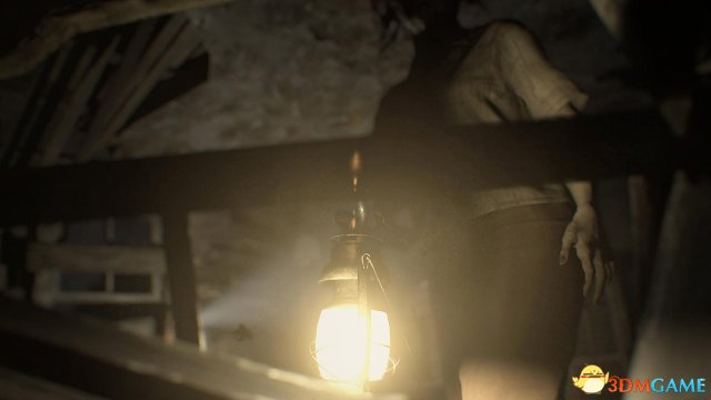 《生化危机7》Mia面部贴图泄露 惊得人身上都湿了