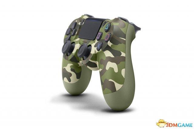 不入一套敢叫PS4真粉丝,全新配色超炫酷