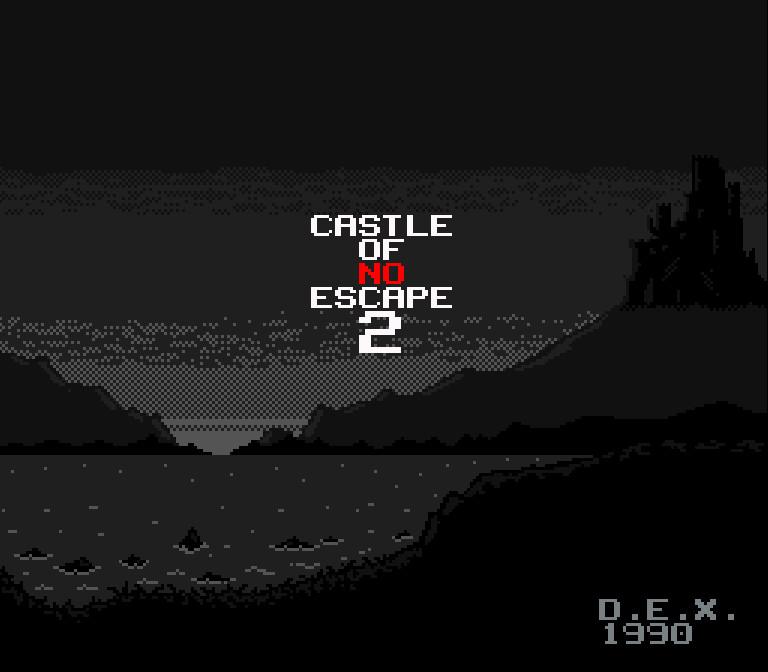 无法逃离的城堡2 游戏截图