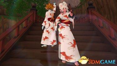一起赏樱吧! 日式浴衣&伞道具系列上架!