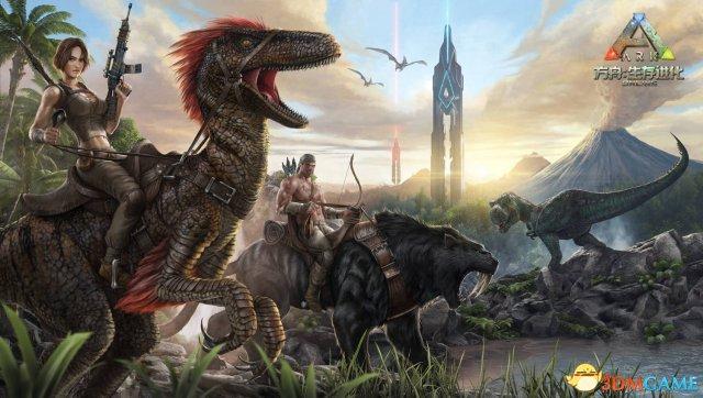 《方舟:生存进化Online》自由创造引领新方向