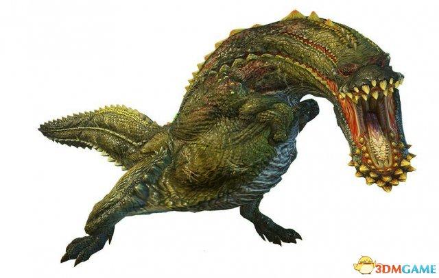 《怪物猎人OL》首只兽龙种 屠戮盛宴恐暴龙狩猎解禁