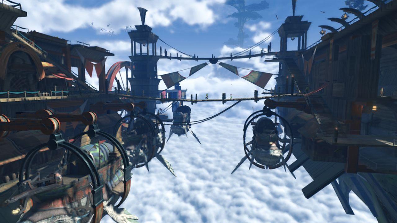 《异度之刃2》角色预告片 英语配音版 将登Switch