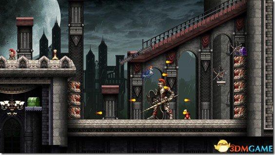 <b>《永恒之约》登陆Steam青睐之光 恶魔城启发作品</b>