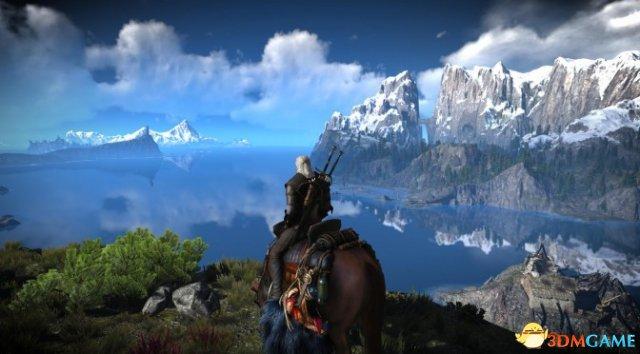 简直艺术品!《巫师3》超级光效Mod 3.0出新视频