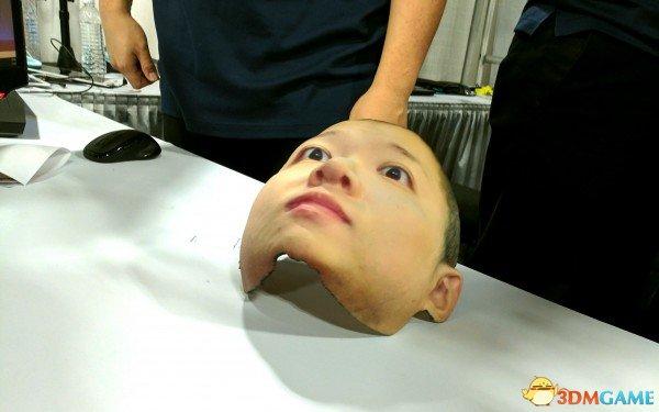 《西部世界》来了!3D照相技术可打印出同款人脸