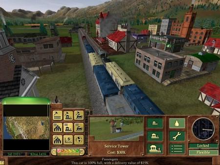 《铁路大亨3:探索中国》免安装中文版