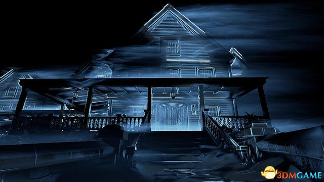 第一人称恐怖游戏《知觉》新截图 游戏将登陆PS4