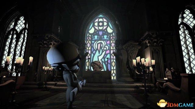 3D解谜佳作《迷人的残酷》4月初发售 新视频出炉