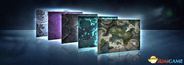 《星际争霸2》2019年第一赛季全新天梯地图前瞻