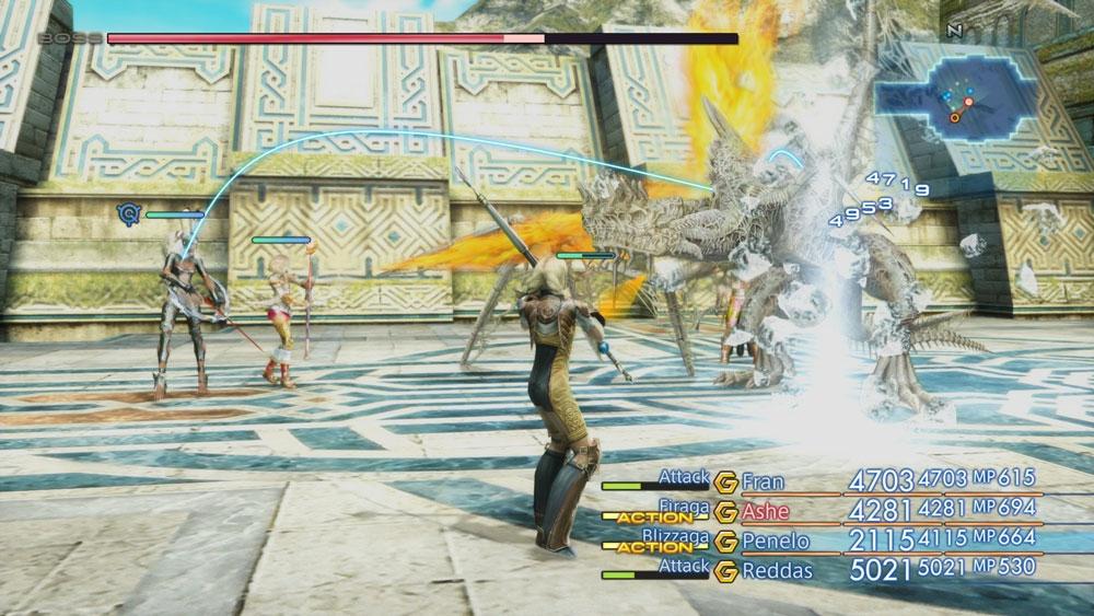 最终幻想12:黄道时代 Level 21存档
