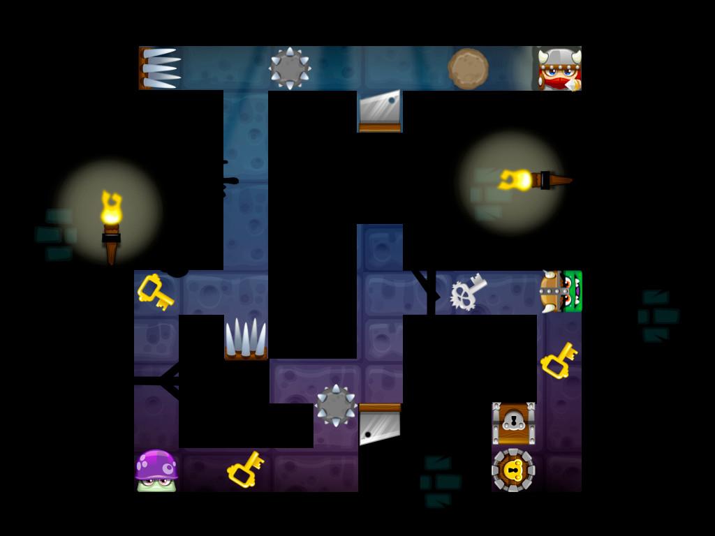 毁灭迷宫 游戏截图