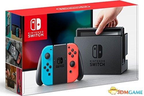 任天堂Switch日版网上预购售罄,Switch前四周销量