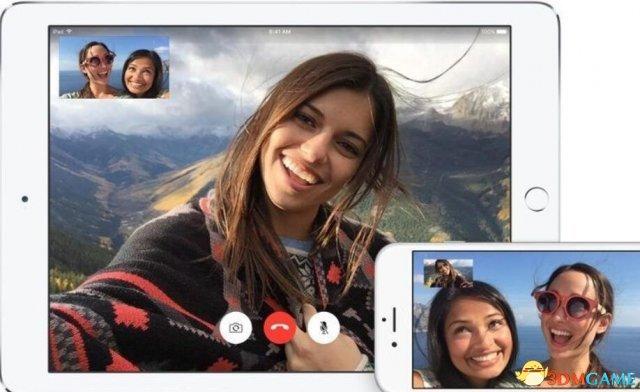 多人群聊FaceTime?这可能会成为iOS 11的新功能