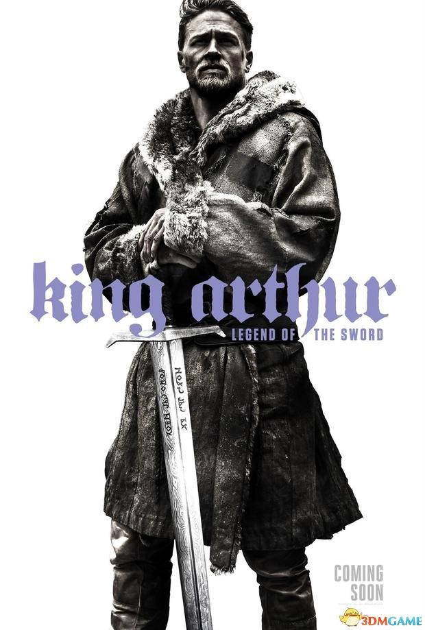 《亚瑟王:剑的传奇》最新预告 魔法战士惊悚登场