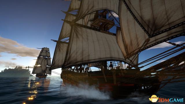 拿破仑年代海战游《要塞:战争国家》登陆STEAM绿光