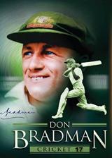 唐纳德布莱德曼板球17 英文免安装版