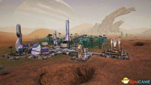 科幻模拟经营新作《艾文殖民地》上市日期公布
