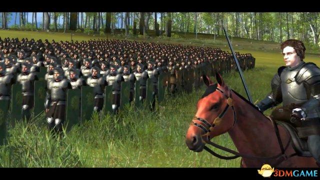 驾临七国!《阿提拉:全战》迎《权力的游戏》MOD