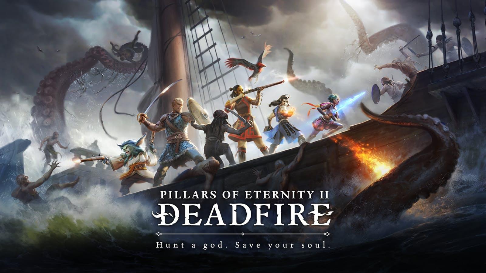 永恒之柱2:死火 游戏截图