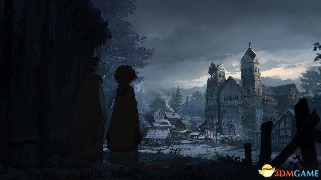 小说改编游戏《圣殿春秋》今夏登陆三大平台与手机