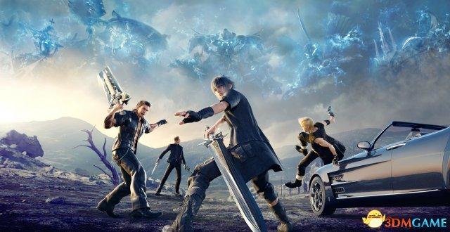 总导演谈为啥《最终幻想15》后半不是全开放世界