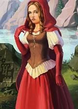 童话数图:小红帽的秘密 英文硬盘版