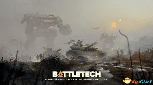 机甲战士归来 《暴战机甲兵》BETA测试下月开启