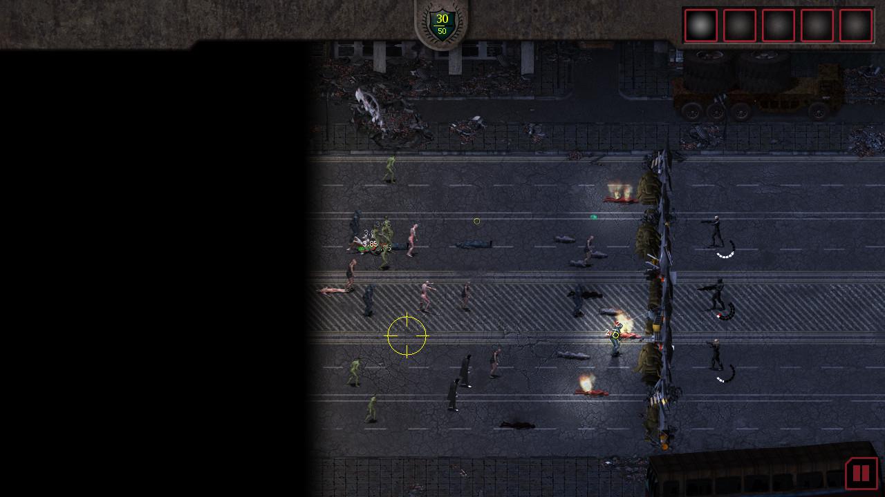 涌现:启示之城 游戏截图