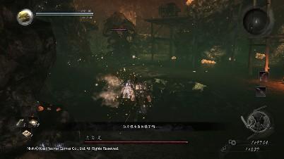 《仁王|Nioh》BOSS战:百足虫