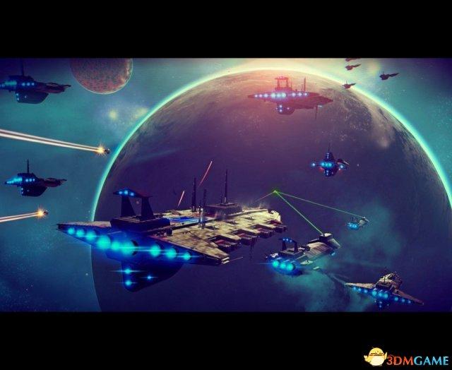 《无人深空》全新更新改动太多 游戏要满血复活?