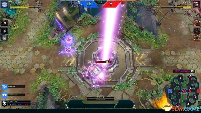 《着陆区》登陆Steam抢先体验 RTS与MOBA玩混搭