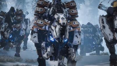 《地平线:黎明时分》Behemoth介绍