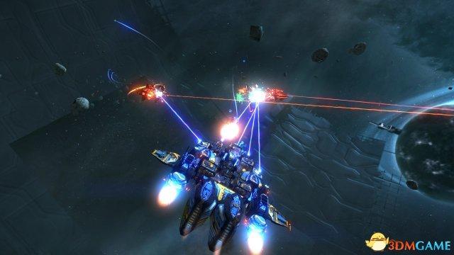 策略射击游戏《太空海盗和僵尸2》取消多人模式计划