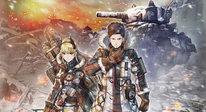 《战场女武神4》新概念图 百夫长战舰霸气登场