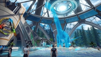 海外玩家评2017最受期待的VR游戏 方舟公园入选