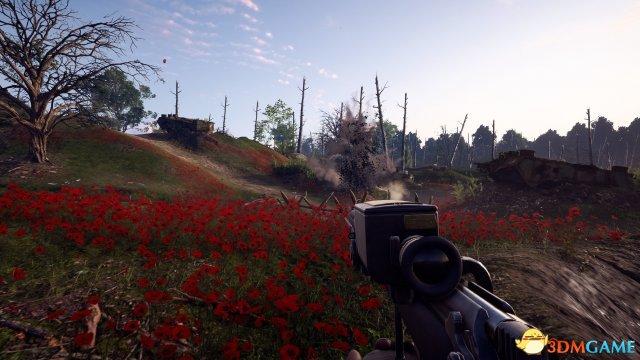 《战地1》测试服新地图海量试玩截图 2K分辨率