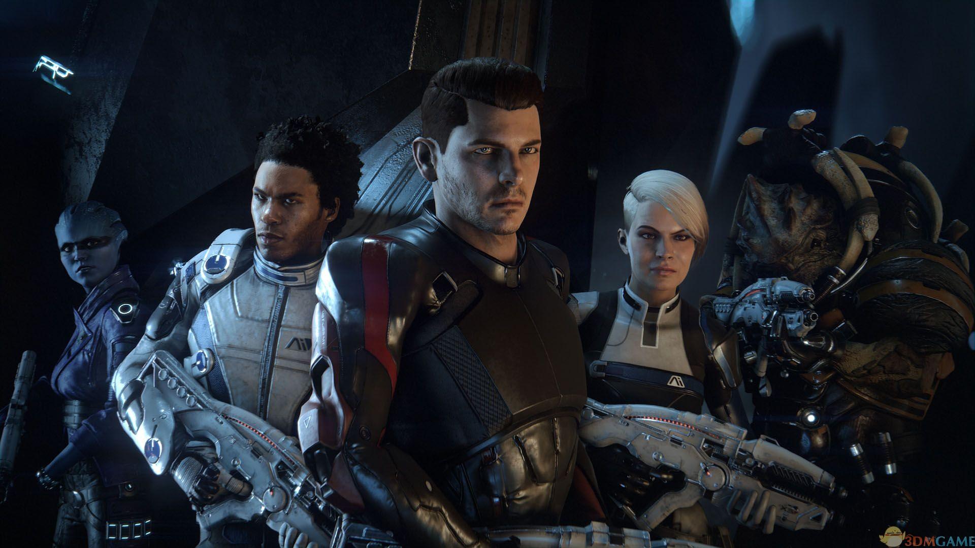 质量效应:仙女座 (Mass Effect:Andromeda)【v1.10豪华版 轩辕简中汉化 补】插图4