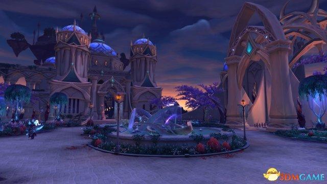 《魔兽世界》暗夜要塞随机难度第三区现已开放!