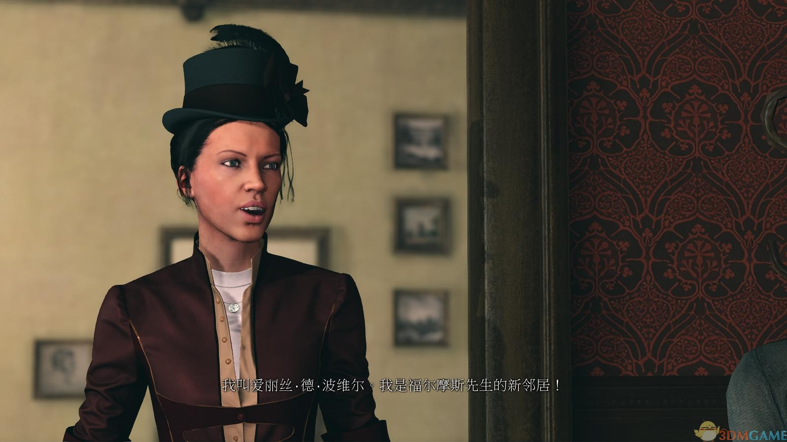 福尔摩斯:恶魔之女 3DM中英文PC正式版