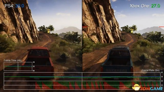 《幽灵行动:荒野》主机版优化堪忧 掉帧、卡顿