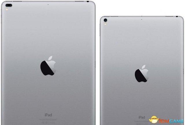 <b>超带感!新一代iPad Pro曝光:后置双摄像头没跑</b>