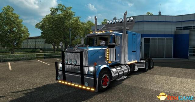 欧洲卡车模拟2车头MOD_欧洲卡车模拟2车头MOD合集_3DMGAME下载站 ...