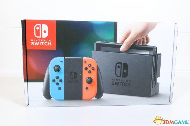 任天堂Switch昨天标准上市