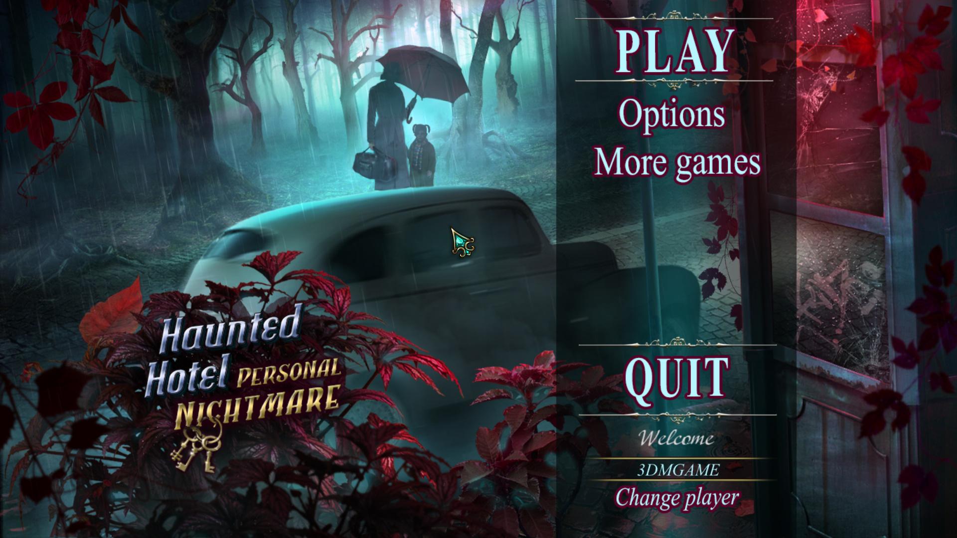 幽魂旅馆14:私人梦魇 游戏截图