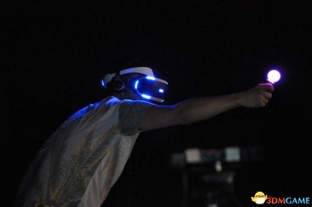 内容是关键 PS VR今年将发布100多款游戏和应用