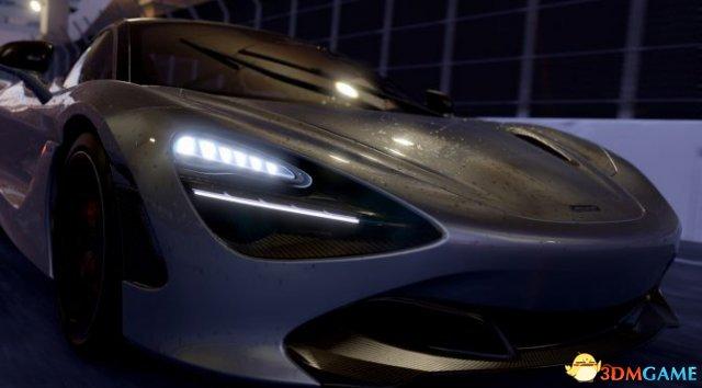 《赛车计划2》全新游戏截图 展示超跑迈凯伦720Ps