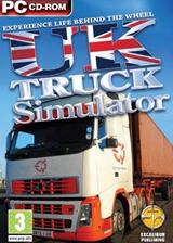 英国卡车模拟 英文免安装版