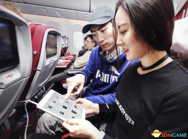 中国首次实现飞机上移动支付!支付宝这次上天了