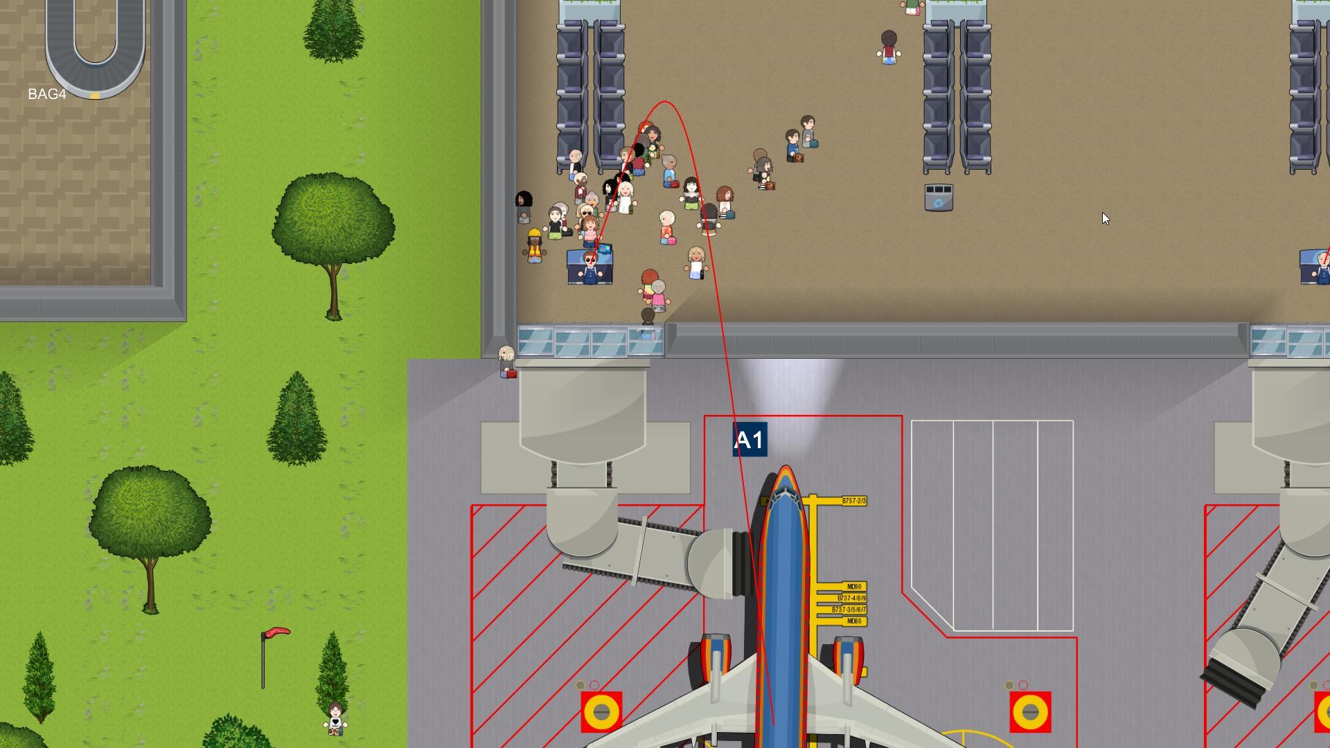 《模拟机场》免安装中文版